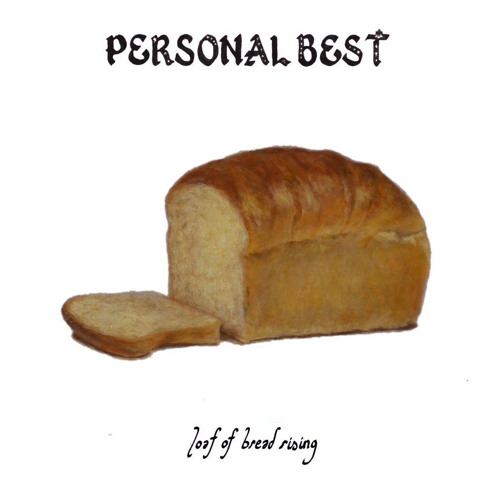 """Image of Personal Best - """"Loaf of Bread Rising"""" Cassette"""