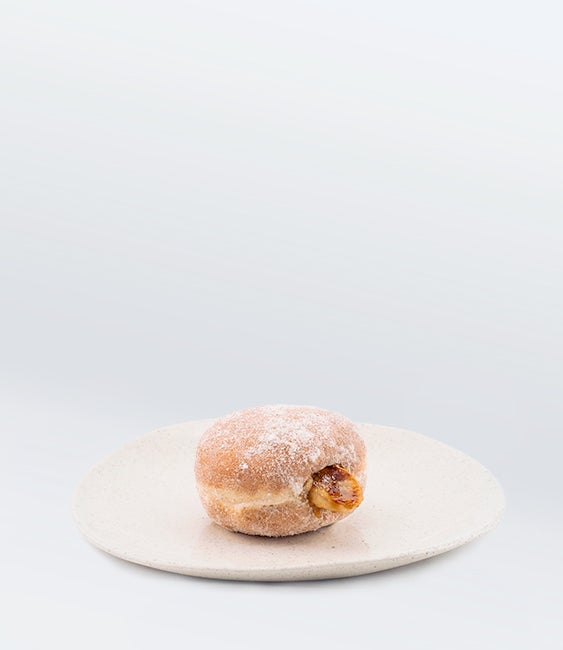 Image of Banana & Caramel Donut <br>(More Sizes Available)