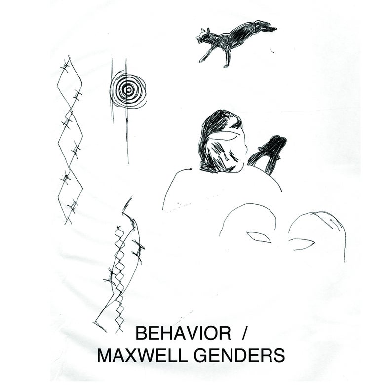 Image of Behavior/Maxwell Genders Split Cassette