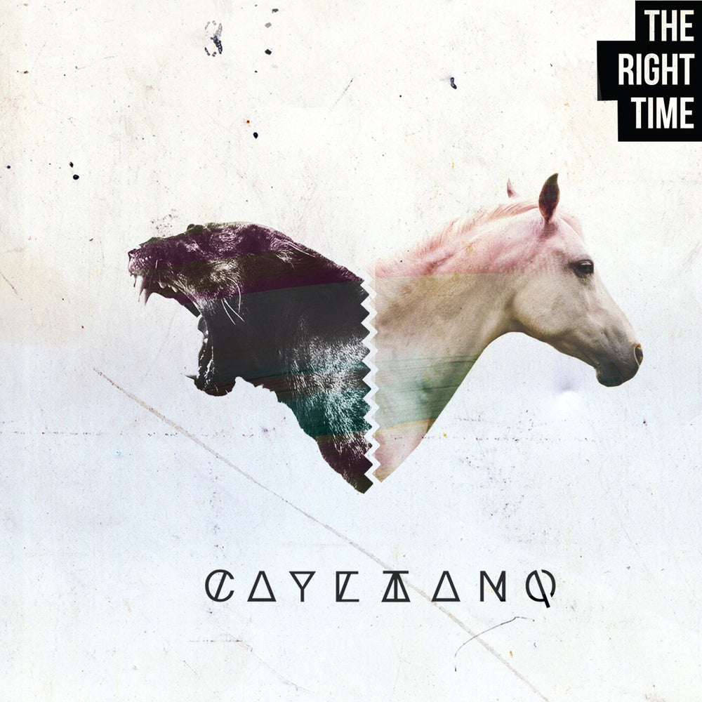 Image of Cayetano - The Right Time