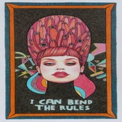 Image of Pamela Tait- I Can Bend The Rules- Original