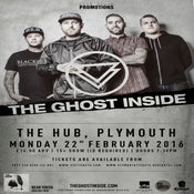 Image of THE GHOST INSIDE @ The Hub, Plymouth | 22.02.16