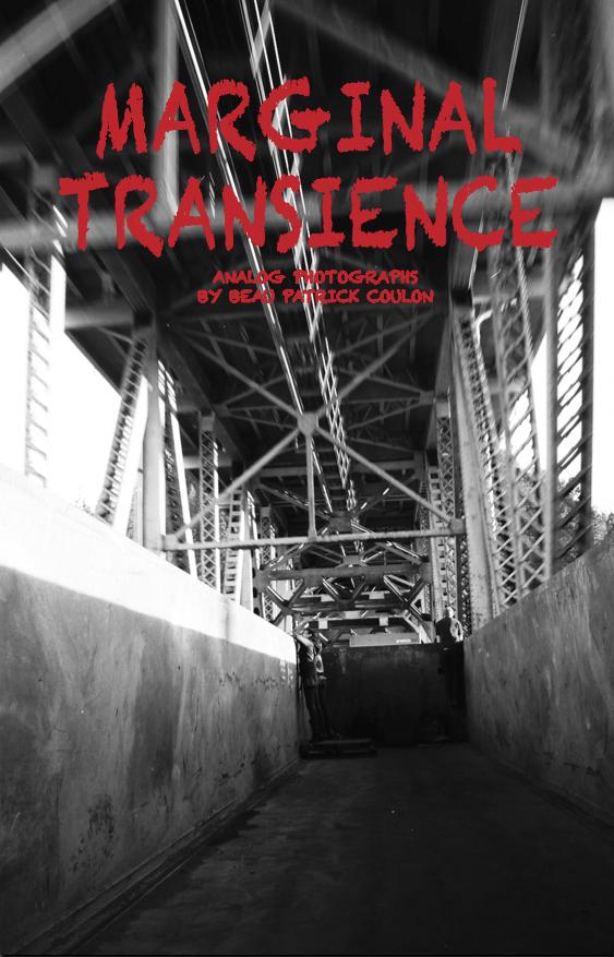 Image of Marginal Transience Photo Zine