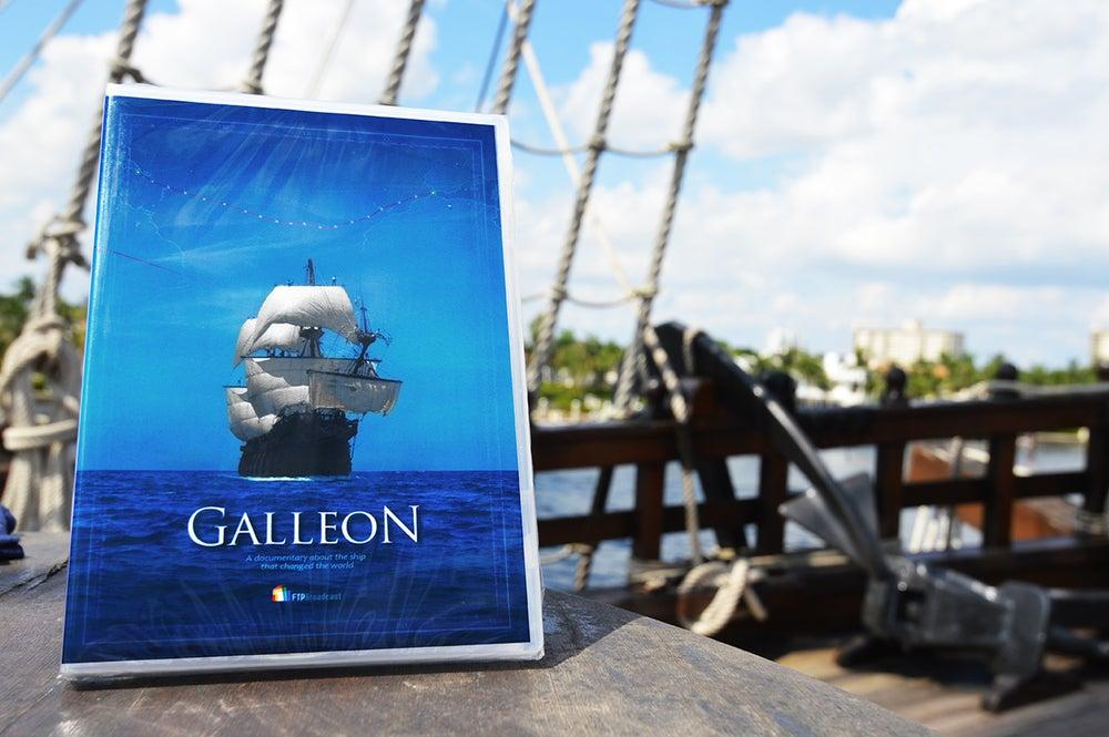 Image of El Galeon DVD