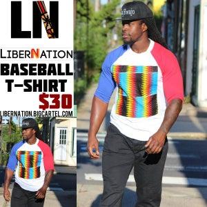 Image of LiberNation Gang Unity Baseball Tee