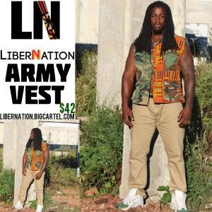 "Image of LiberNation ""War Ready"" Vest"