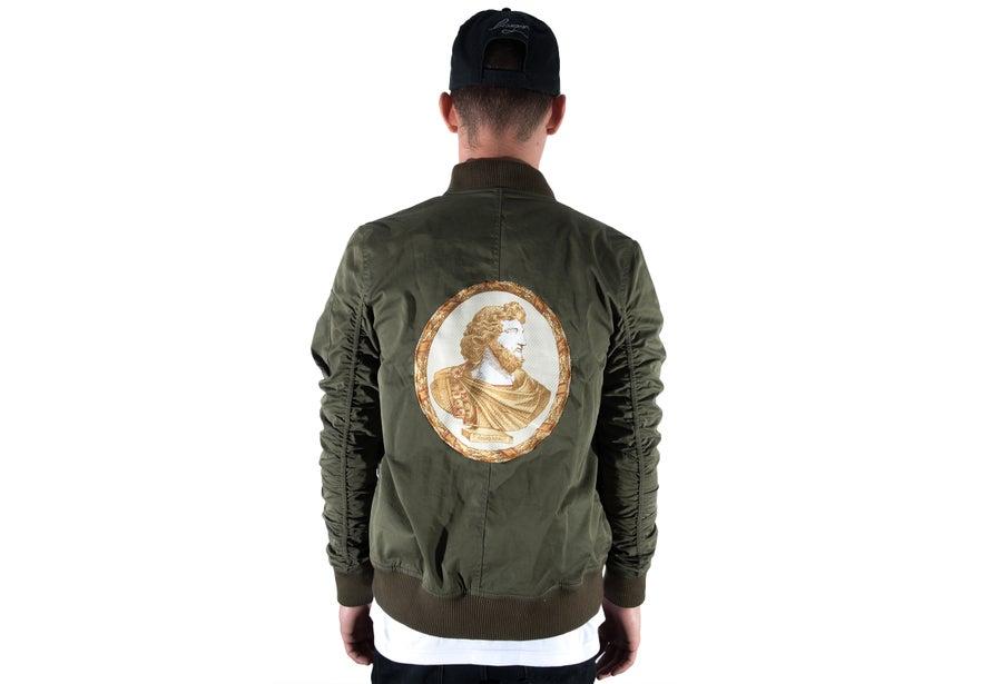 Image of Adriano Bomber jacket