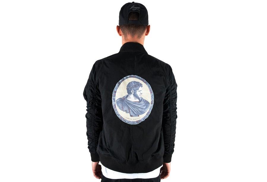 Image of Augusto Bomber jacket