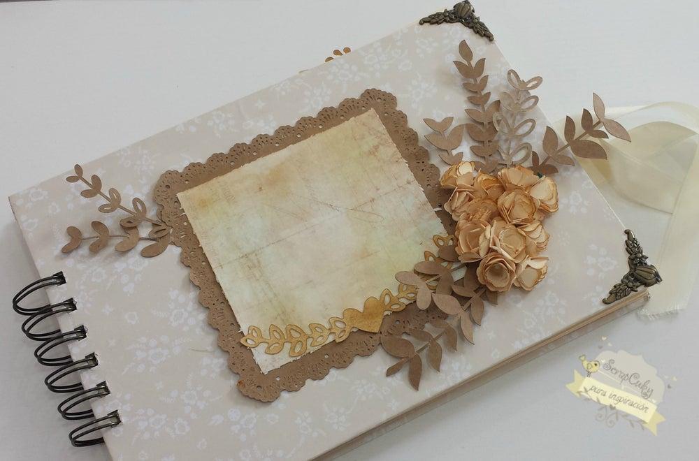 Image of Libro de firmas para bodas