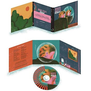 """Image of Mirror People - """"Voyager"""" CD"""