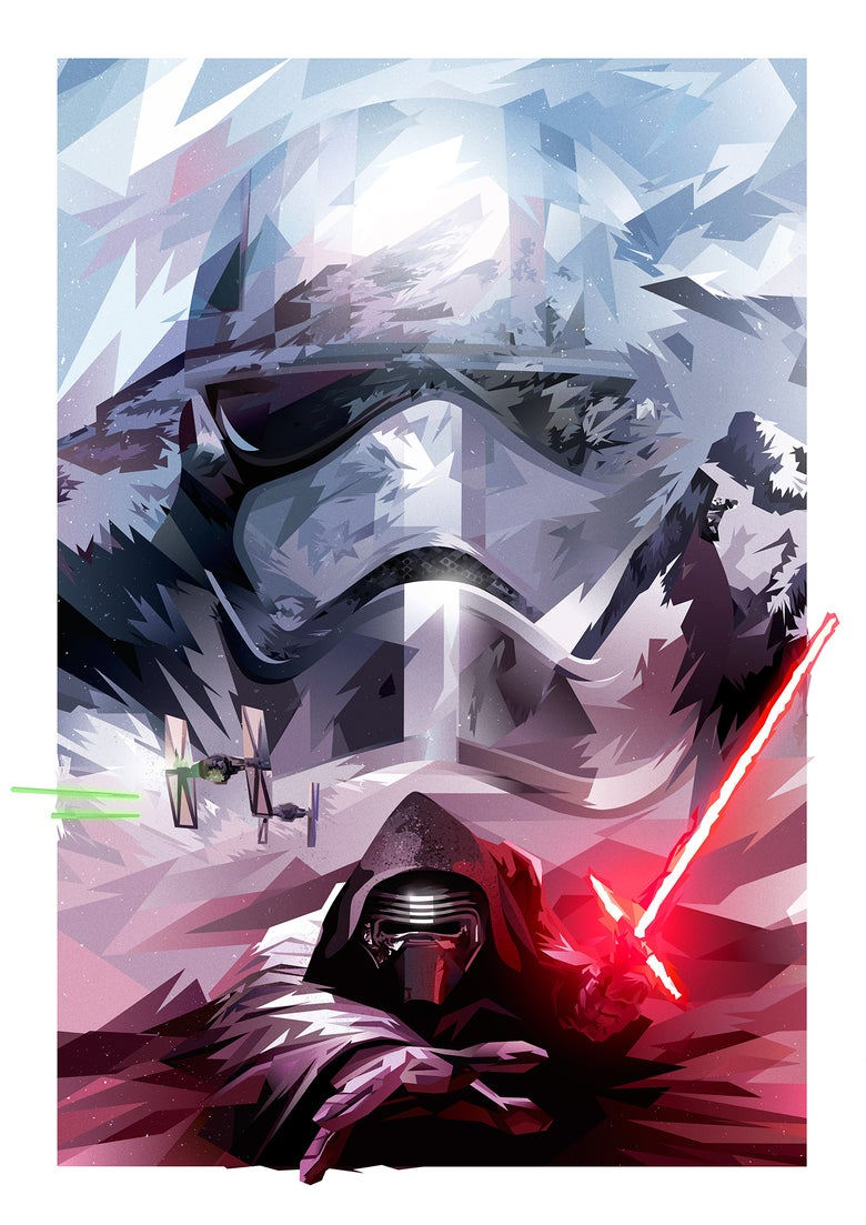 Image of STAR WARS: THE FORCE AWAKENS