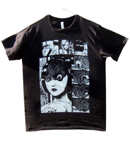 Image of Japanese Horror Series: Uzumaki T-Shirt