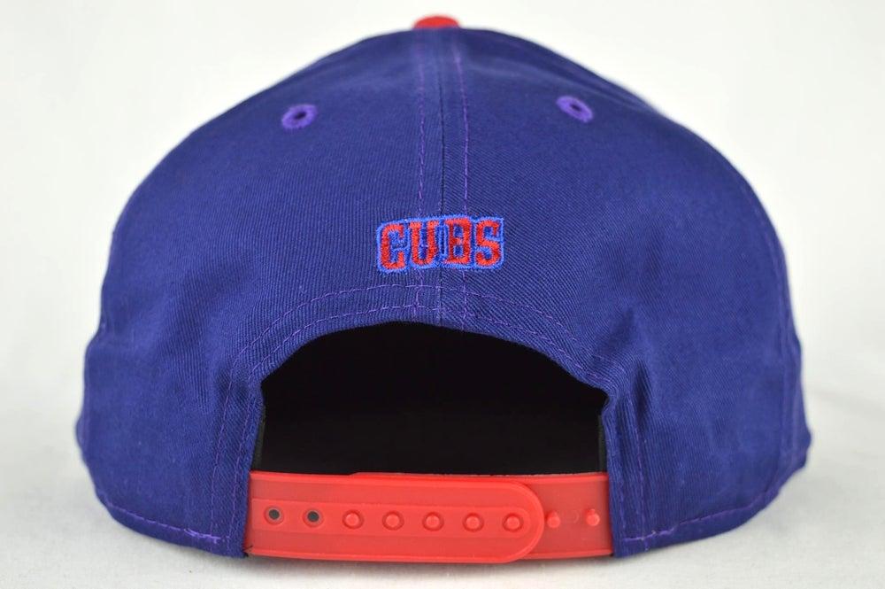 Image of CHICAGO CUBS BLUE NEW ERA 950 SNAPBACK