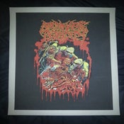 Image of ABOMINABLE PUTRIDITY LIMITED SCREEN PRINTED POSTER (IN STOCK)
