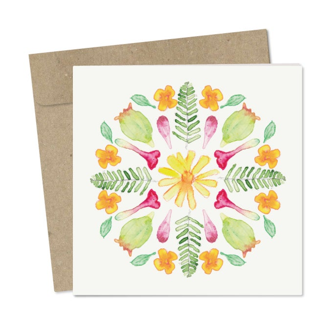 Image of 'Summer Daisy' Card Pack