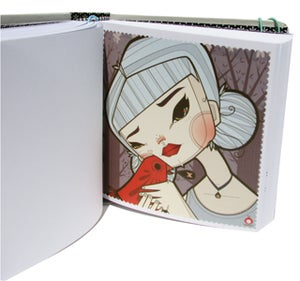 Image of Julie West Artist Chubby Book