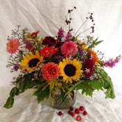 Image of The Soul In Bloom~ Basic Floral Design