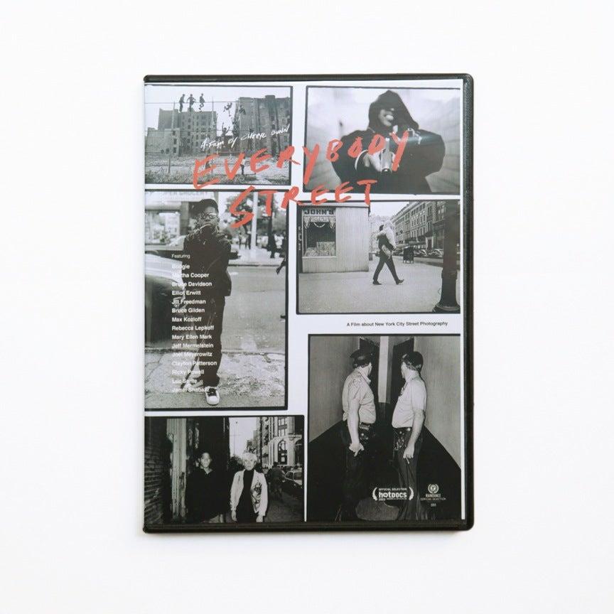 Image of Everybody Street DVD