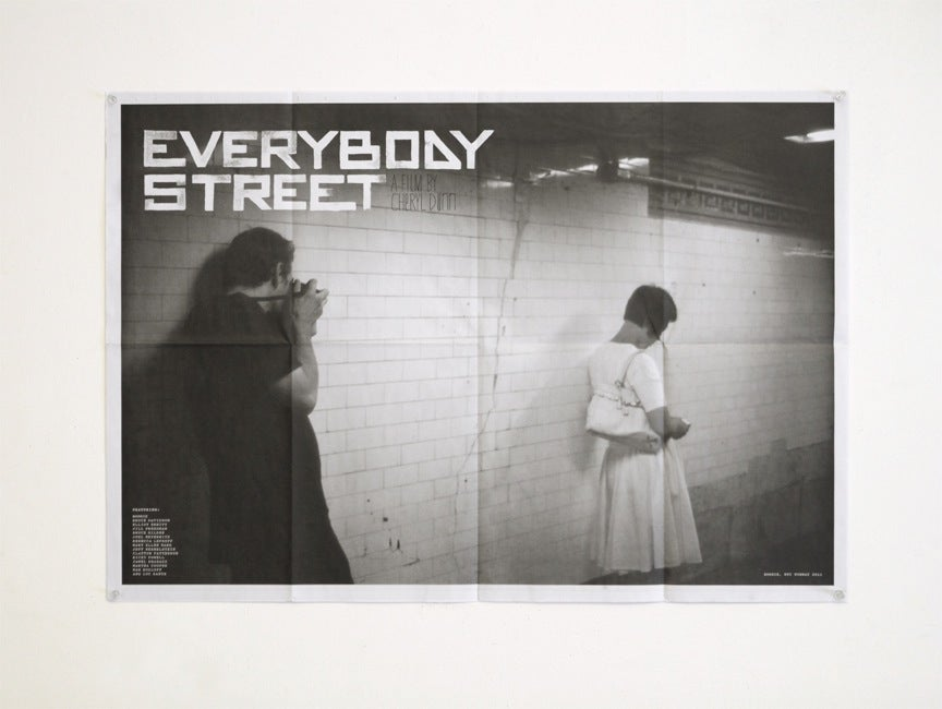 Image of Everybody Street Poster
