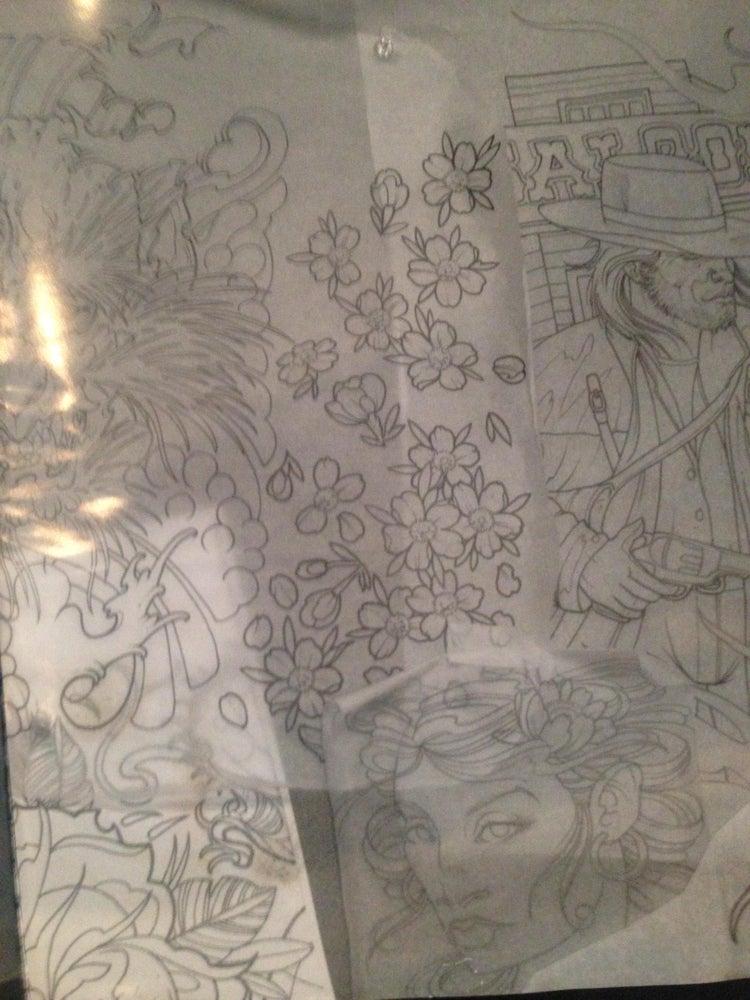 Image of Sketchbook By Rich Handford