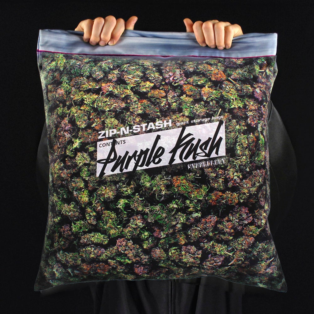 Image of Purple Kush Pillowcase