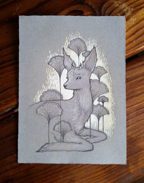 Image of deere <br><h4>-study-</h4>