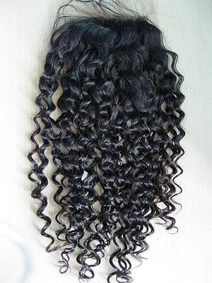 Image of Curly Closure 12-16in. starting at $70