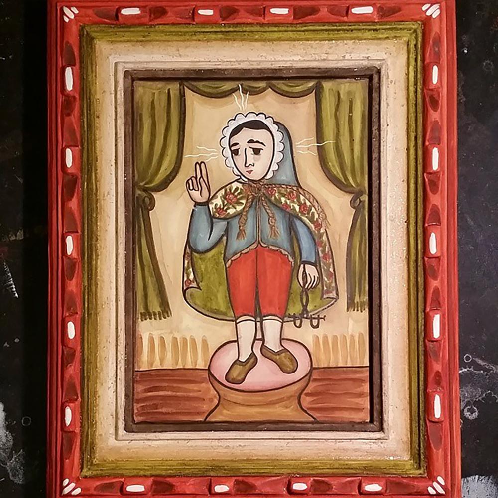 Image of Santo Inocautivo
