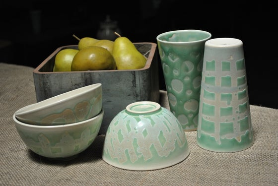 Image of Bowls and Tumblers