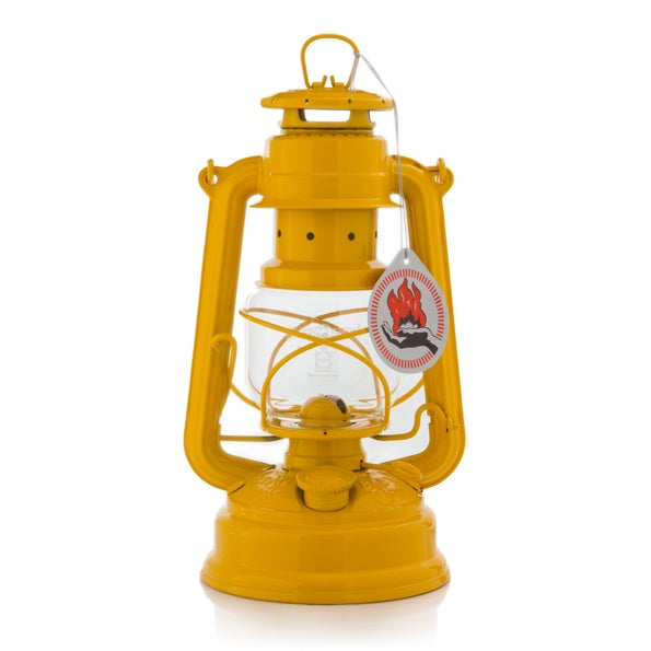 Image of Hurricane Lantern 276 - signal yellow