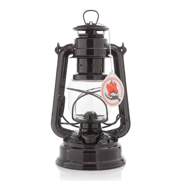 Image of Hurricane Lantern 276 - jet black