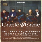 Image of CATTLE & CANE @ The Junction, Plymouth | 07.02.16