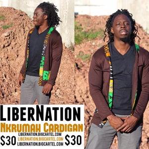 Image of LiberNation Nkrumah Cardigan