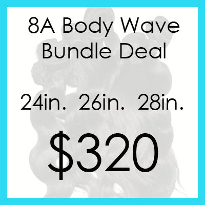 Image of 8A Body Wave Bundle $320