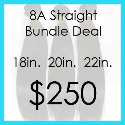 Image of 8A Straight Bundle $250