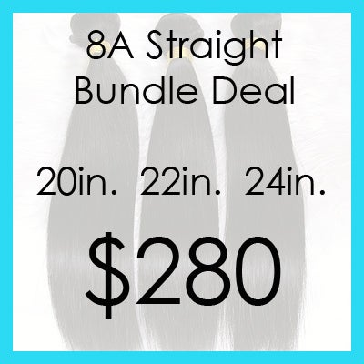 Image of 8A Straight Bundle $280
