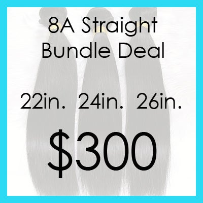 Image of 8A Straight Bundle $300