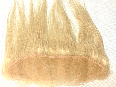 Image of Blonde Frontal 12-16in. starting at $140