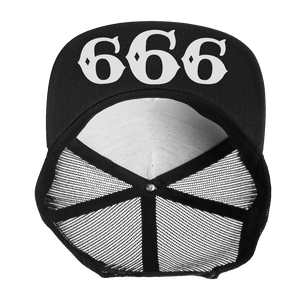 Image of 666 Mesh Snapback