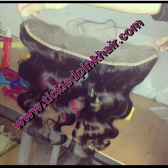 Image of Full Lace Frontal 13x4