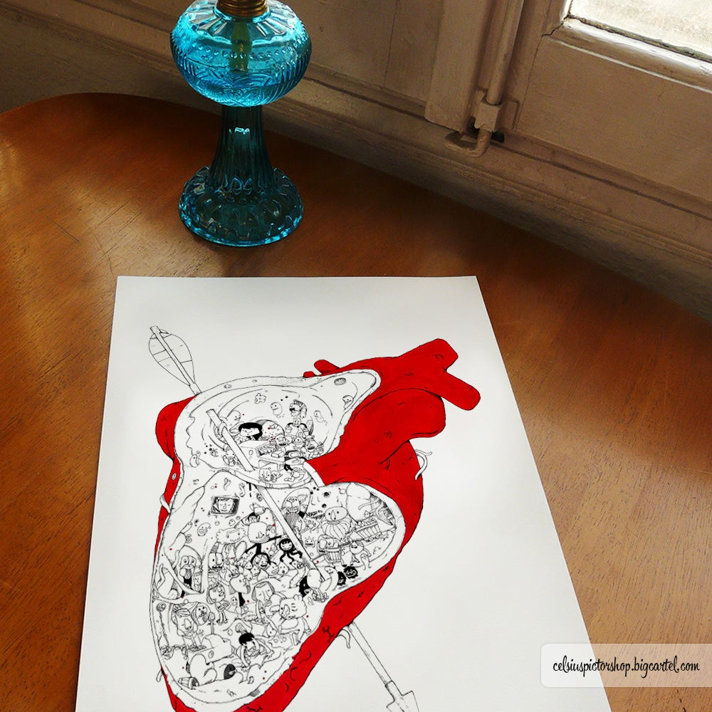 Image of Lover Heart
