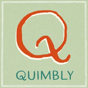 Quimbly Font - Magpie Paper Works