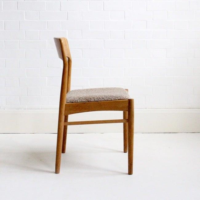 Image of mid-century danish dining/ desk chair