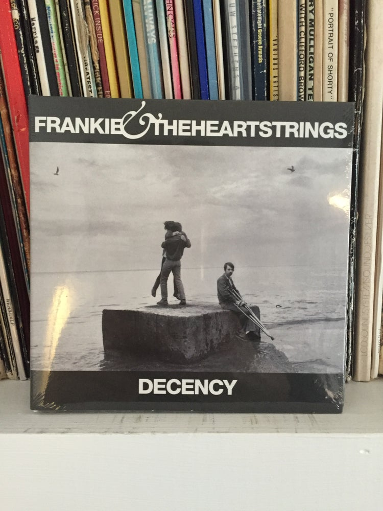 Image of Frankie & The Heartstrings - 'Decency' CD album