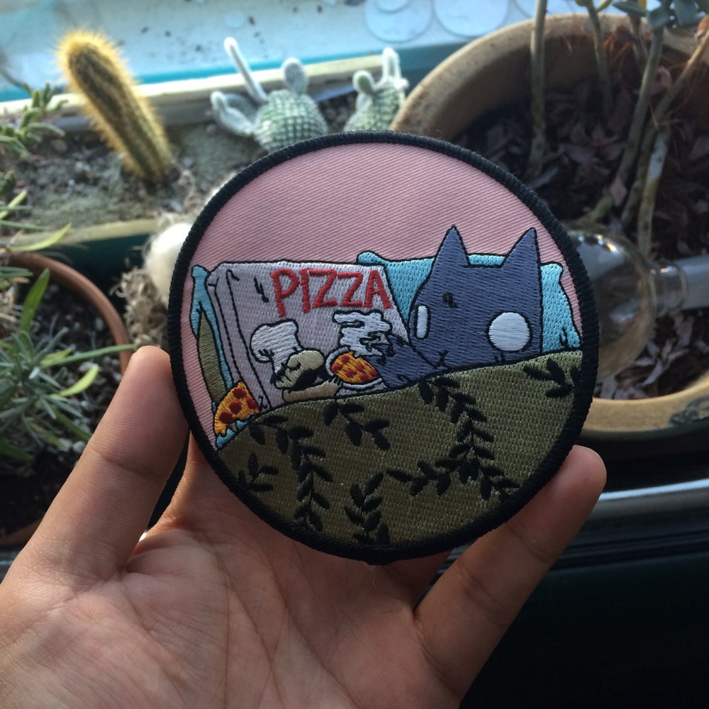 Image of Pizza Lover Patch