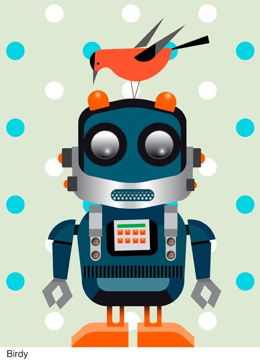 Image of Les petits robots