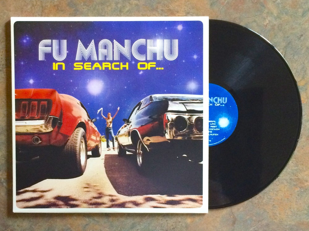 "Image of ""in search of…"" LP"