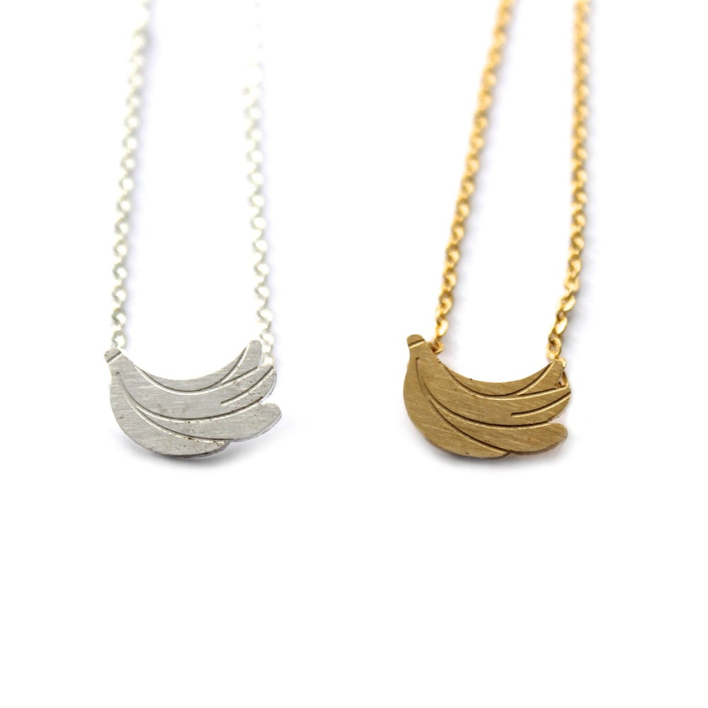Image of BANANA NECKLACE