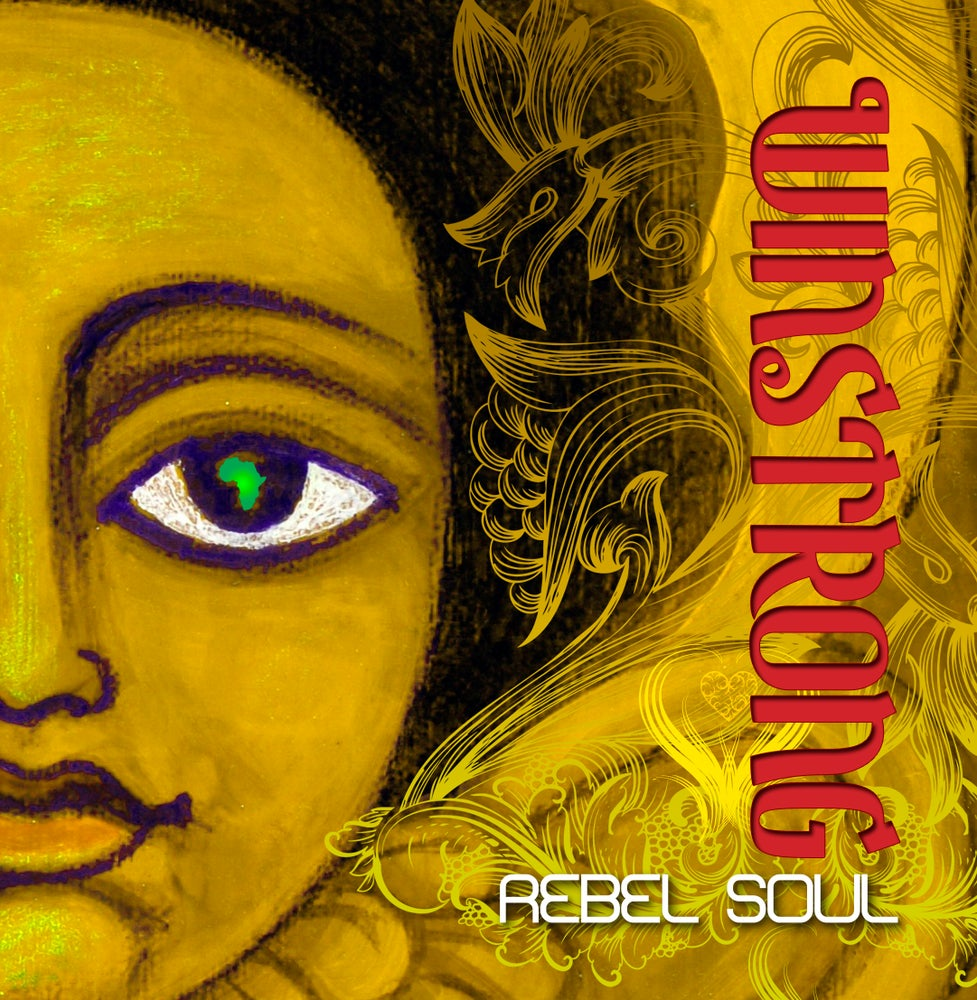"Image of Winstrong - ""Rebel Soul"" CD"