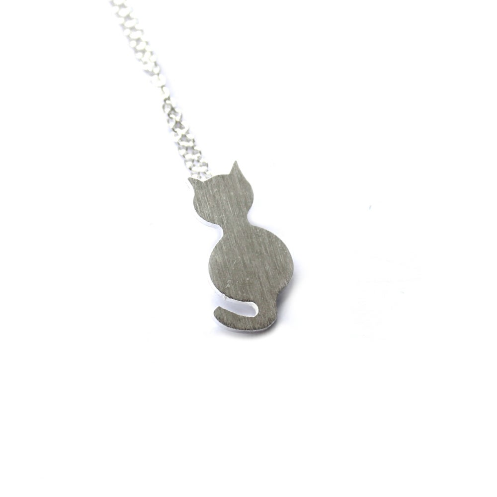Image of CAT NECKLACE